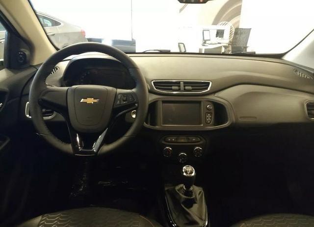 Vendo Chevrolet onix ltz - Foto 4
