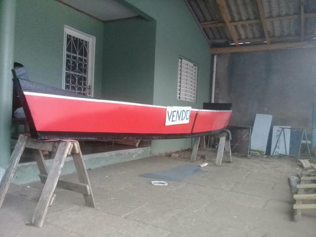 Vendo Barco caico