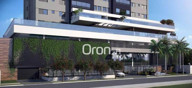 Apartamento à venda, 66 m² por r$ 339.000,00 - jardim américa - goiânia/go - Foto 3