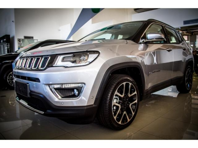 JEEP COMPASS 2.0 16V FLEX LIMITED AUTOMÁTICO - Foto 3