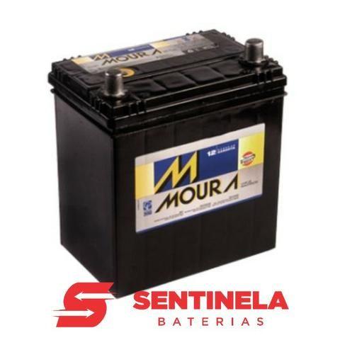 Bateria Moura 40 Amperes - Veiculos Honda - Foto 2