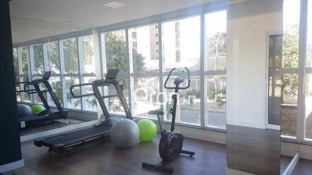 Apartamento à venda, 67 m² por r$ 320.000,00 - setor pedro ludovico - goiânia/go - Foto 9