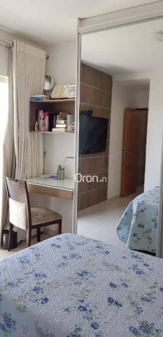 Apartamento com 2 dormitórios à venda, 69 m² por r$ 299.000,00 - setor pedro ludovico - go - Foto 12