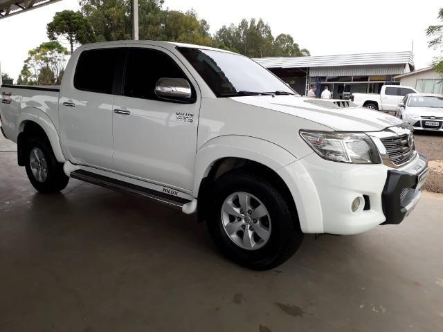Toyota Hilux SRV 2013 - Foto 5