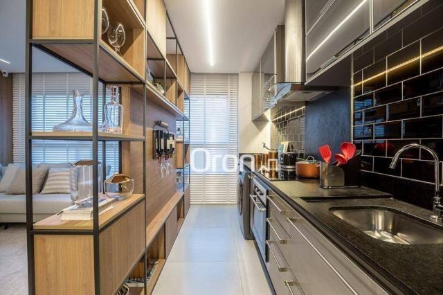 Loft com 1 dormitório à venda, 63 m² por r$ 352.340,00 - setor bueno - goiânia/go - Foto 10
