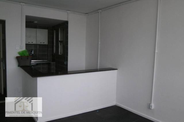 Apartamento com 1 dormitório para alugar, 50 m² por r$ 900/mês - centro - niterói/rj - Foto 3