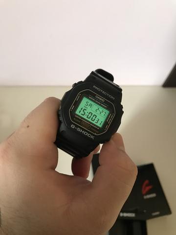 ab369d8c169 Relógio Casio G-SHOCK Protection - Bijouterias
