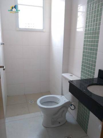 Apartamento residencial para locação, Vila Guilhermina, Praia Grande. - Foto 10