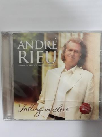 CD André Rieu - Falling in Love