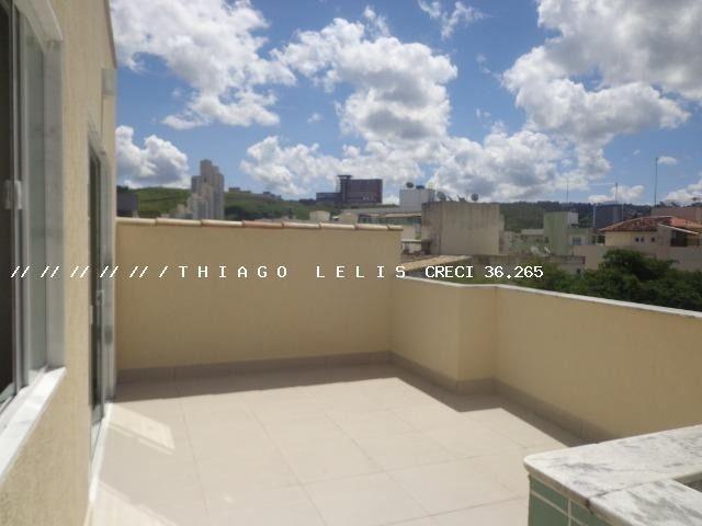 Bairro Jardim Laranjeiras linda cobertura de 3 quartos 2 vagas e elevador - Foto 10