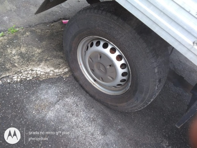 Mercedes Benz- Sprinter 311 cdi Street 2014 - Foto 15