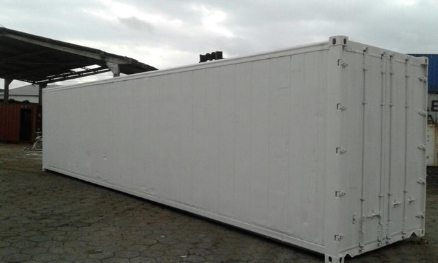 Container frigorífico reefer congelamento - Foto 5