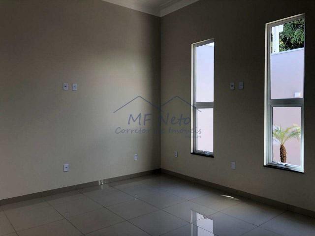 Casa à venda com 3 dormitórios em Vila santa terezinha, Pirassununga cod:10131902 - Foto 2