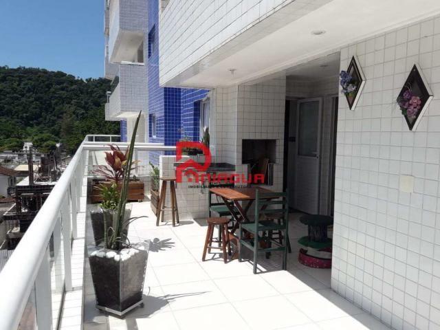 Apartamento à venda com 2 dormitórios em Canto do forte, Praia grande cod:1759 - Foto 8