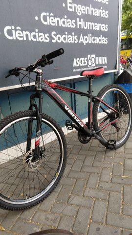 Bicicleta venzo falcon aro 29 tamanho 17 com documento - Foto 2