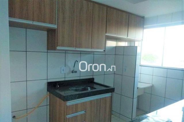 Apartamento à venda, 53 m² por R$ 180.000,00 - Setor Sudoeste - Goiânia/GO - Foto 3