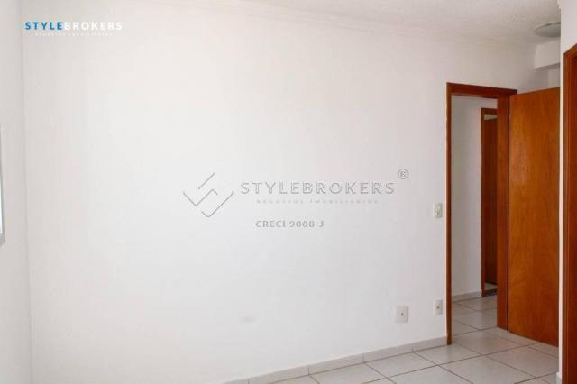 Apartamento com 3 dormitórios para alugar, 66 m² por R$ 1.500,00/mês - Centro Sul - Cuiabá - Foto 14