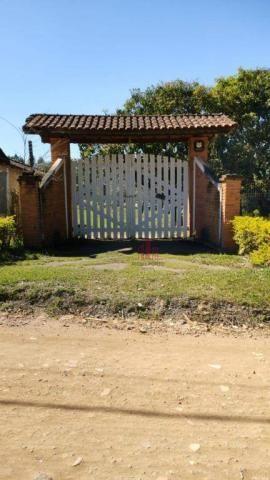 Chácara com 1 dormitório à venda, 2000 m² por R$ 330.000,00 - Jaridm Santa Adelia - Boituv