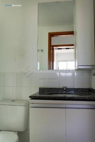 Apartamento com 3 dormitórios para alugar, 66 m² por R$ 1.500,00/mês - Centro Sul - Cuiabá - Foto 6