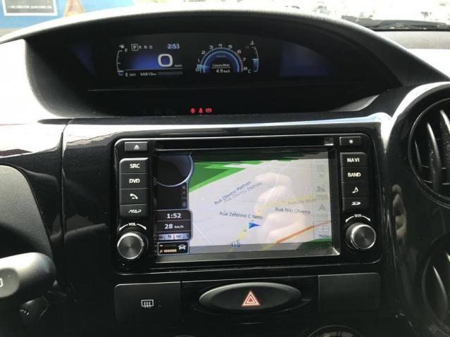 Toyota Etios Hatch X 1.3 Flex Automático 2019 (Único Dono) Branco Pérola - Foto 18