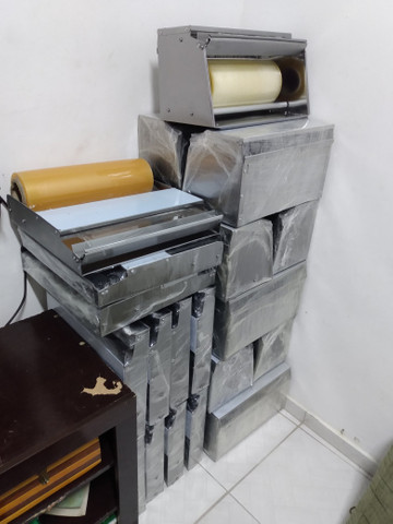 Embaladora filmadora corte a frio - Foto 4