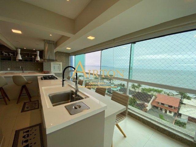 L3113, Apartamento finamente mobiliado com visão total do mar - Foto 17