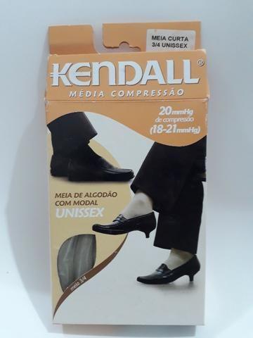 Meia Kendall 3/4 de média compressão