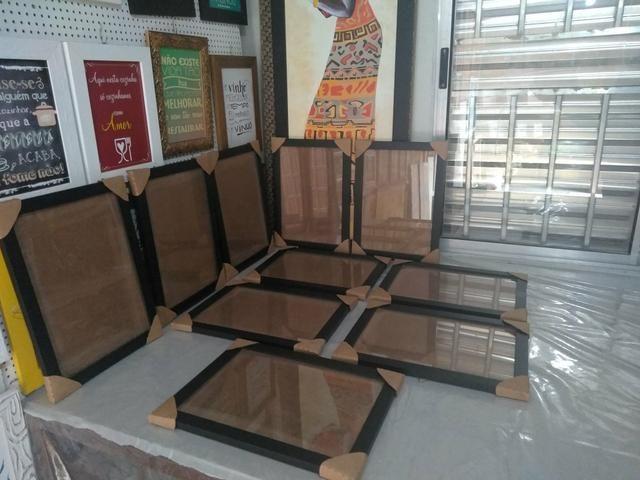 Quadro para certificados com vidro - Foto 3