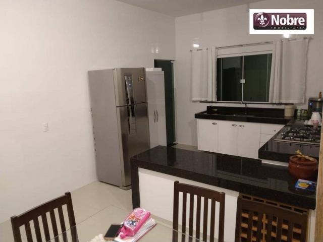 Casa com 3 dormitórios à venda, 167 m² por R$ 435.000 - Plano Diretor Sul - Palmas/TO - Foto 2