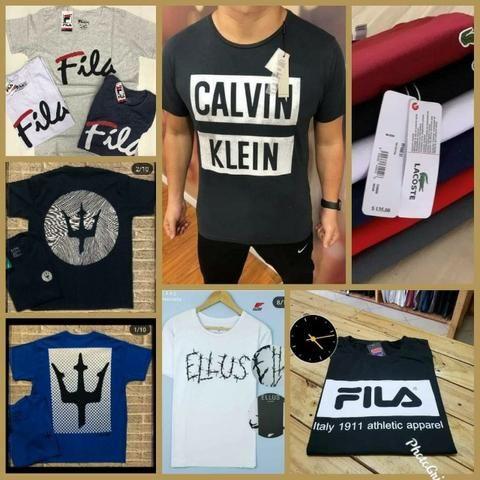 Camisetas Revenda 19.99 - Foto 6