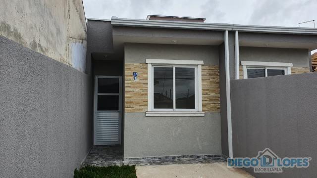 Casa à venda com 2 dormitórios em Campo de santana, Curitiba cod:133 - Foto 2