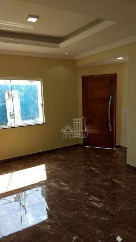 Casa com 3 dormitórios à venda, 130 m² por R$ 550.000,00 - Itaupuaçu - Maricá/RJ - Foto 6