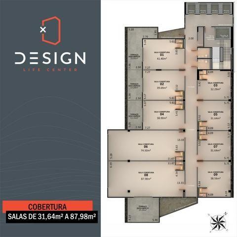 Conheça o Design Life Center - Moderno empresarial no coração do Catolé - Foto 10