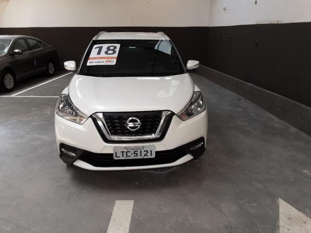 Nissan Kicks SV CVT 4P