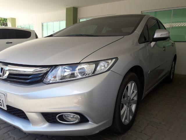 Honda Civic LXR 2.0 Flex one 2014 - Foto 4