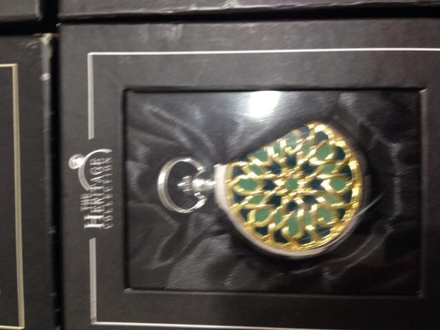 12 relógios de bolso Heritage - Foto 6