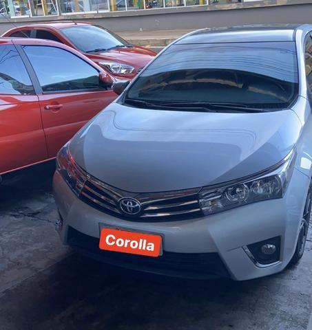 Corolla 2017 gli automático quitado emplacado