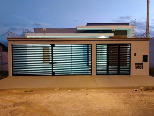 Vendo Excelente Casa nova no bairro Ouro Branco 490 mil