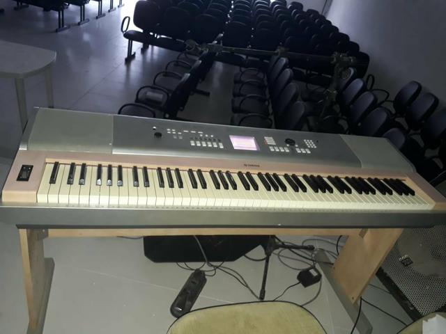 Piano super conservado .dgx 620 - Foto 2