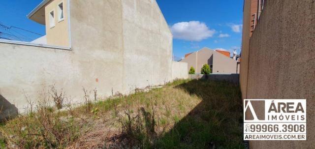 Terreno à venda, 140 m² por R$ 210.000 - Campo Comprido - Curitiba/PR - Foto 2