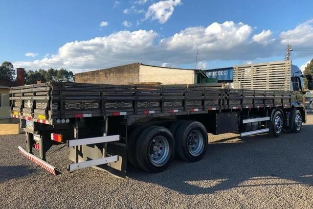 Ford Cargo 2429 Bitruck - 2015 - Foto 12