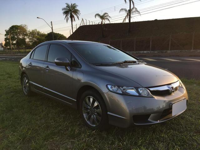 Honda Civic LXL 1.8 AUT Flex - Foto 2