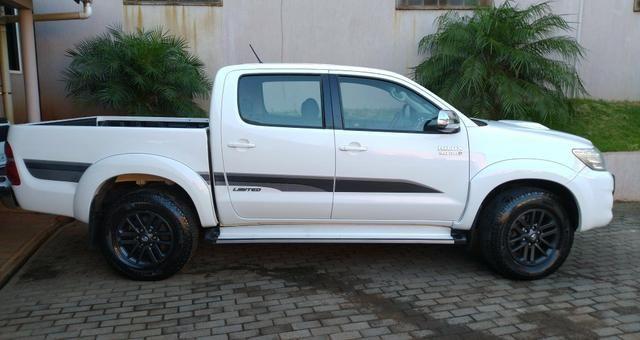 Toyota Hilux LIMITED 2015 IPVA 20 pago - Foto 11