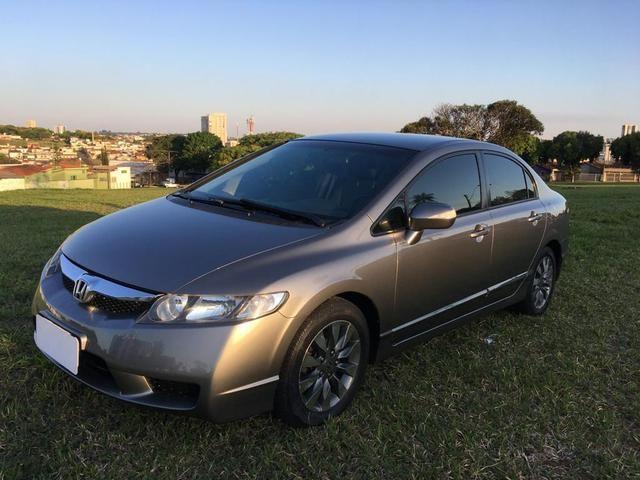 Honda Civic LXL 1.8 AUT Flex