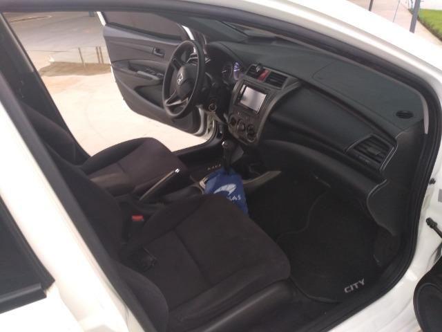 Honda City LX Flex Automático 2013/2014 - Foto 11