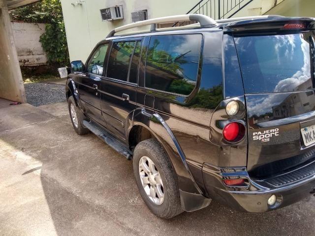 Mitsubishi Pajero Sport Flex Aut. valor abaixo da Fipe R$37.000,00, excelente oportunidade - Foto 3