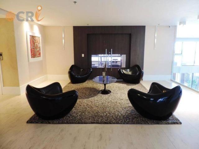 AP1633 Vitral Dos Mares, 543m², Apartamento 5 Suites, Na Beira Mar 6 Vagas Vista 100% Mar - Foto 19