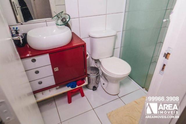 Apartamento com 3 dormitórios à venda, 62 m² por R$ 211.000 - Santa Quitéria - Curitiba/PR - Foto 16
