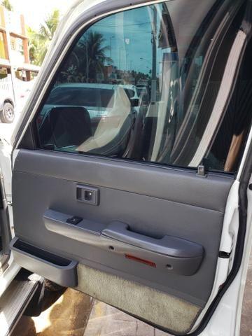 Vendo hilux 99 2.8 cabine dupla - Foto 8