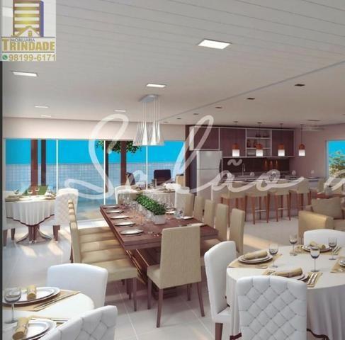 Solarium_ Apartamento Na Ponta D Areia _3 suítes _ Lançamento